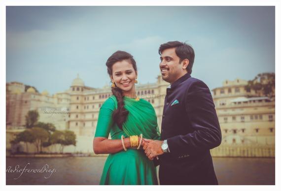 Kriti and Pranav 01