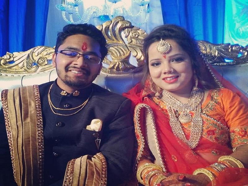 Prakhar and Kratika 04