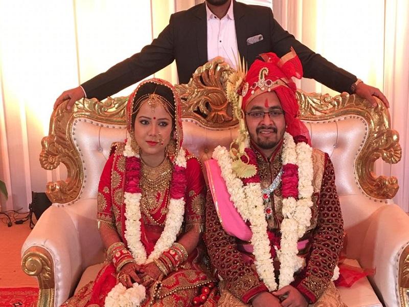 Prakhar and Kratika 05